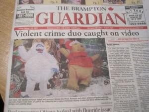 Headline Layout Fail