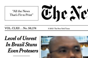 New York Times Headline Fail